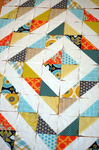quilt beginnings - for n&s