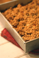 Vermontish Apple Crisp whole