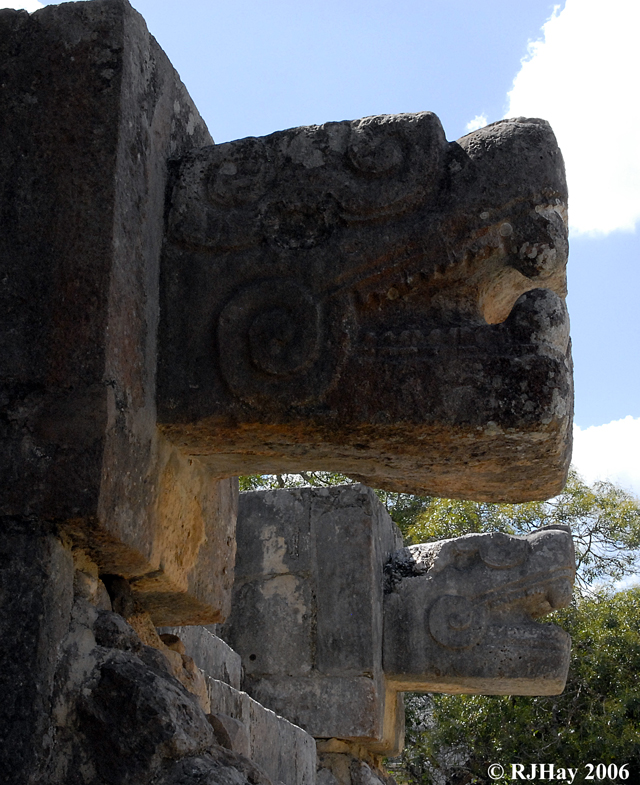 Chichen-Itza Mayan Ruins