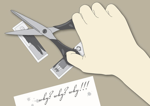 Illustration Friday: Rejection