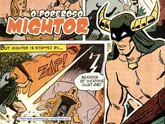 The Mighty Mightor - Clique para baixar este wallpaper