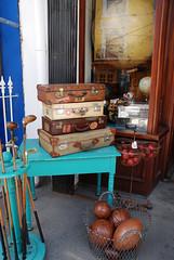 Antique store @ Portabello Market