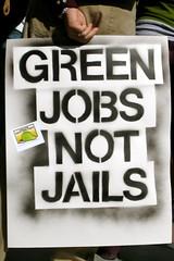 Green Jobs Not Jails