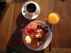 Full Aussie Breakfast