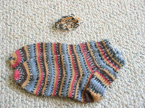 Darling Daughter's ankle socks