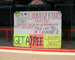 Get a Free Laundry Basket
