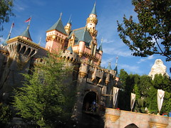 Sleeping Beauty Castle, Disneyland Park
