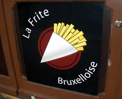 La Frite Bruxelloise