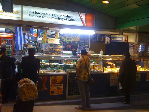 20 Subway Snacks, Central station