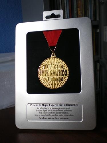 Premio a toda una vida