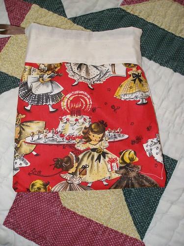 sock project bag