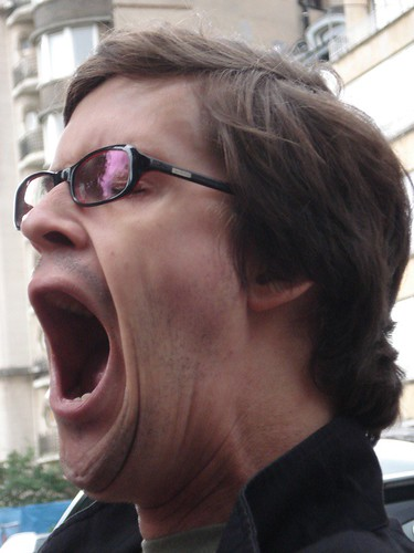 Yawn! von mightymightymatze.