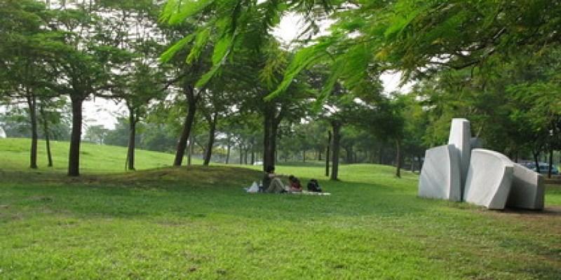 【野餐】高美館的鳳凰木莢果(3.1ys)