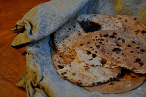 Chapati, Indian Flatbread