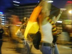 Fussball-WM Fans in Frankfurt - 09
