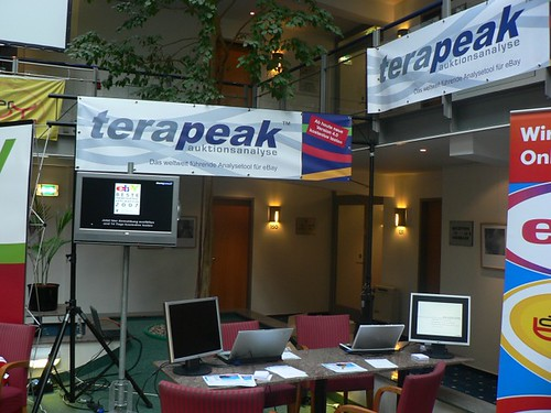 AfterBuy.com - Terapeak Booth