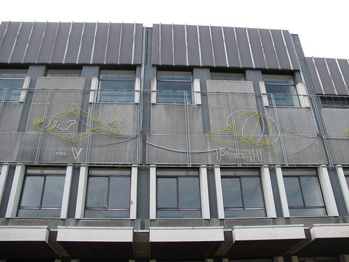 Jeroglífico en la clínica Altrecht en Utrecht 3/4