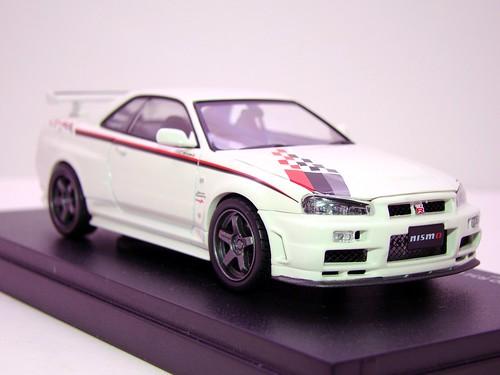 kyosho Z Tune Skyline GT-R R34 (5)