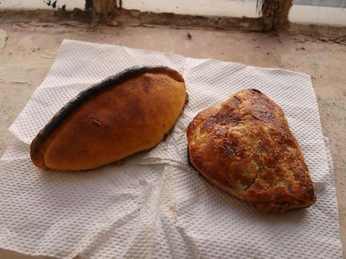 Bolivia: Empanadas salteñas (1)