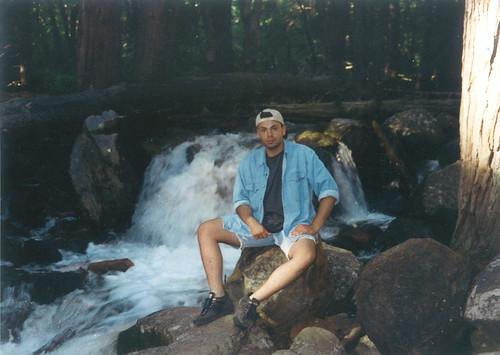 Yosemity California USA 1993 von Ihnen.