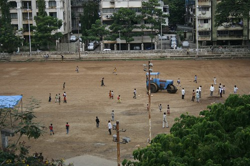 Out my window in Mumbai