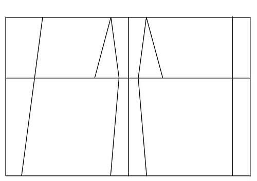 Underbust corset pattern - 12