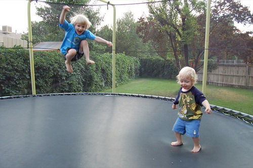 Jump, Baby Jump
