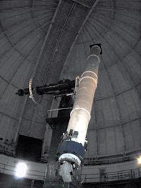 Yerkes Observatory Telescope