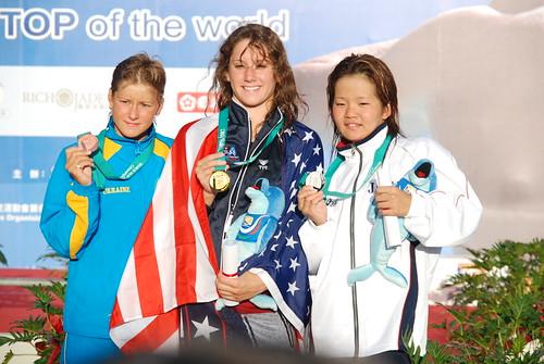 2007聽障游泳錦標賽-女�組400公尺自由式