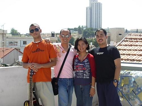 Cuyonon sa Jerusalem 2007