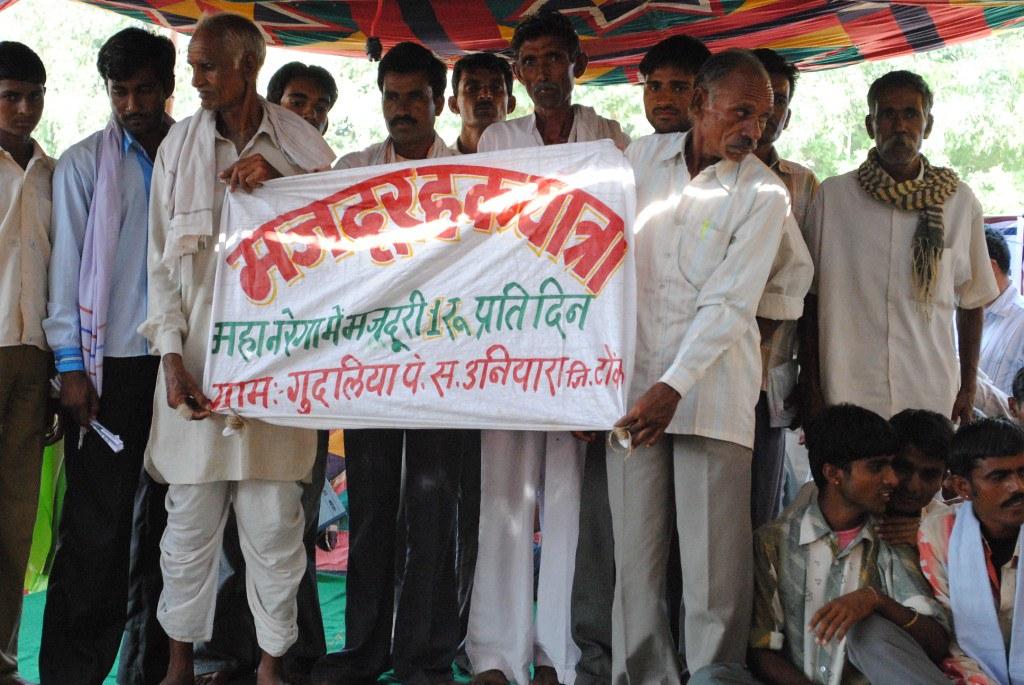 Pics from the satyagraha - 2 Oct 2010 - 29