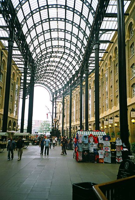 Hay's Galleria, London - May 2007