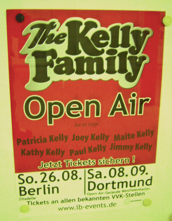 kelly family konzert berlin