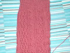 bayerische socks cuff  close-up