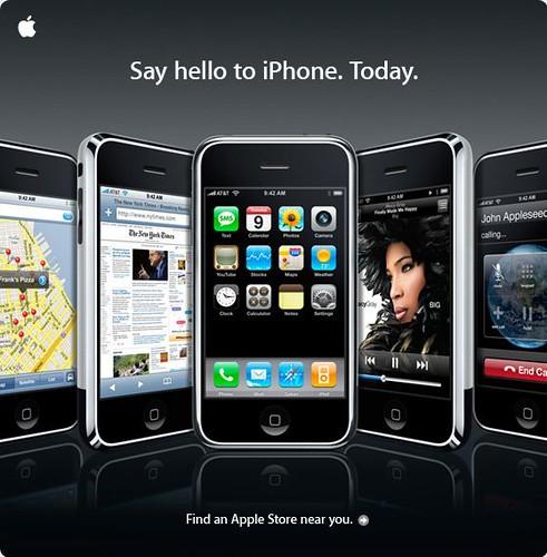 Hello iPhone