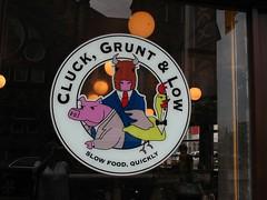 Cluck, Grunt & Low