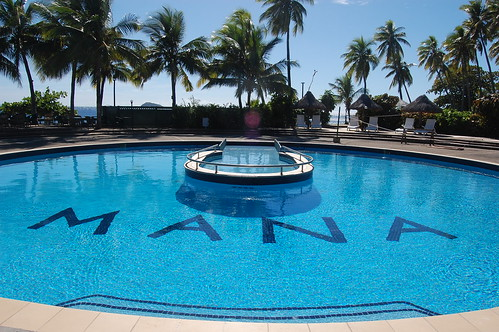 Mana Island Pool