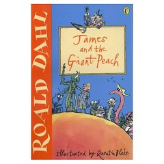 James and the Giant Peach, Roald Dahl