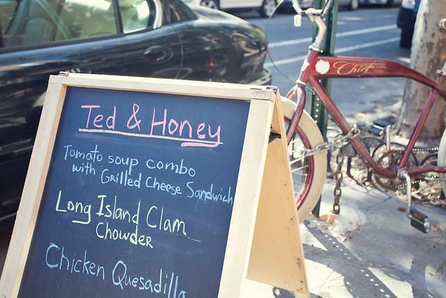 Ted & Honey