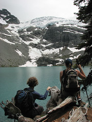 Joffre Lakes, 8 Jul 2007