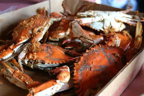 08.25.07 Crab Feast