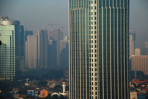 Pollution in Jakarta