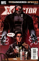 X-Factor 21 Cover