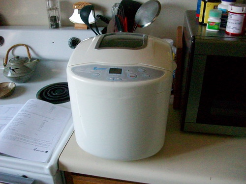 Our Bread Machine