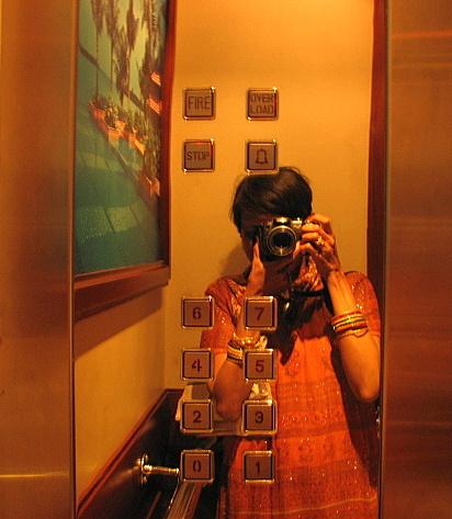 Me 260807 Taj Malabar lift Kochi
