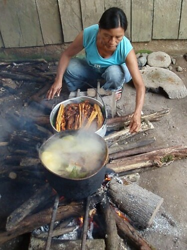 Brewing ayahuasca, Credit: Ayahuasca Pix, Creative Commons Licensed on Flickr
