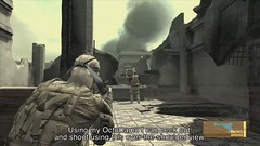 Metal Gear Solid 4 Demo screens