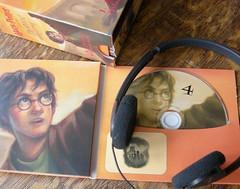 Harry Potter on CD