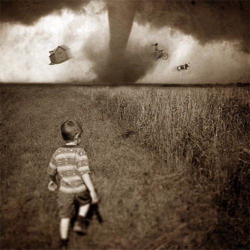 Nate and the Tornado