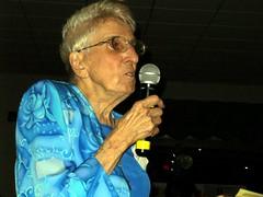 Esther Nowell speaks